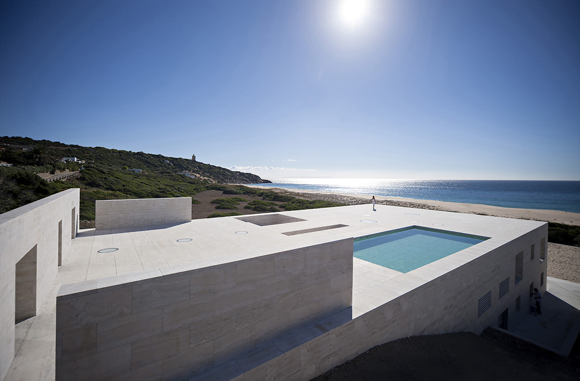 alberto campo baeza the house of the infinite hic arquitectura. Black Bedroom Furniture Sets. Home Design Ideas