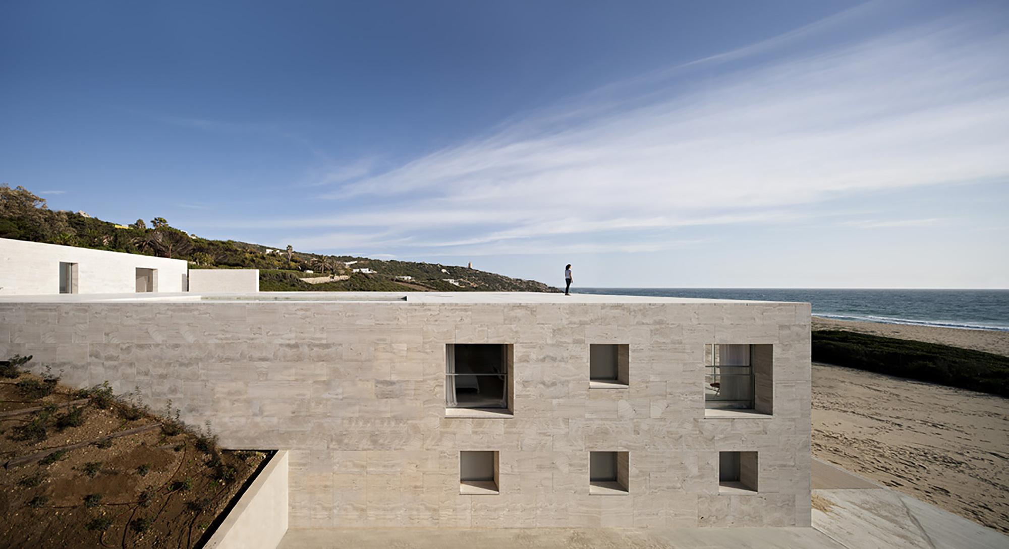 Alberto campo baeza the house of the infinite hic for Casa de campo arquitectura