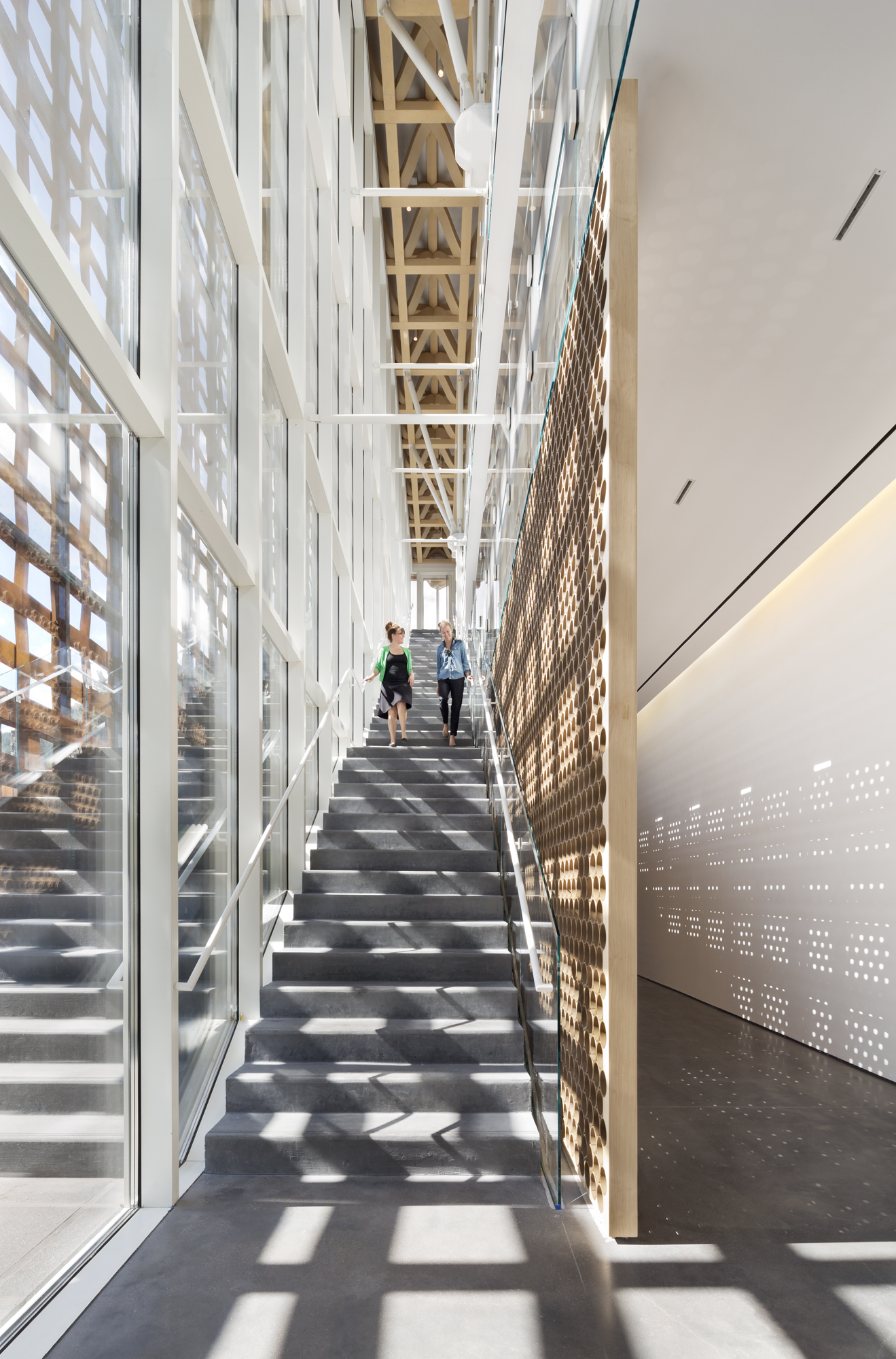 shigeru ban architects museo de arte aspen hic arquitectura. Black Bedroom Furniture Sets. Home Design Ideas