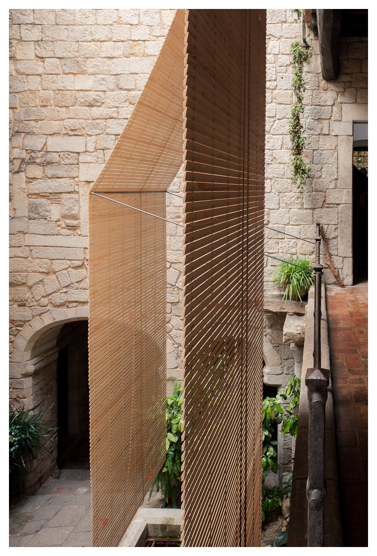 Pau sarquella diana us n persiana barcelona hic arquitectura - Persianas en barcelona ...