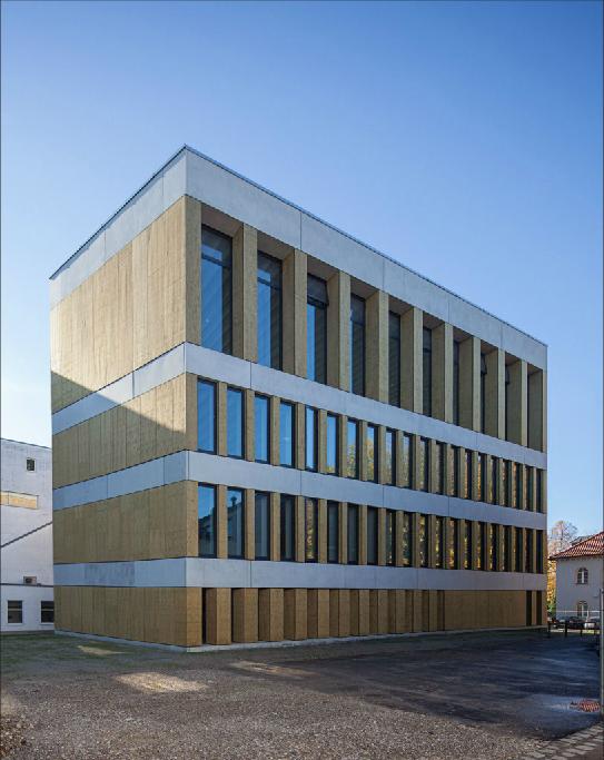 Meck architekten erweiterung hochschulbibliothek m nchen hic arquitectura - Meck architekten ...