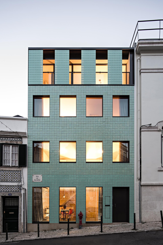 Camarim arquitectos casa no pr ncipe real hic arquitectura for Arquitectos para casas