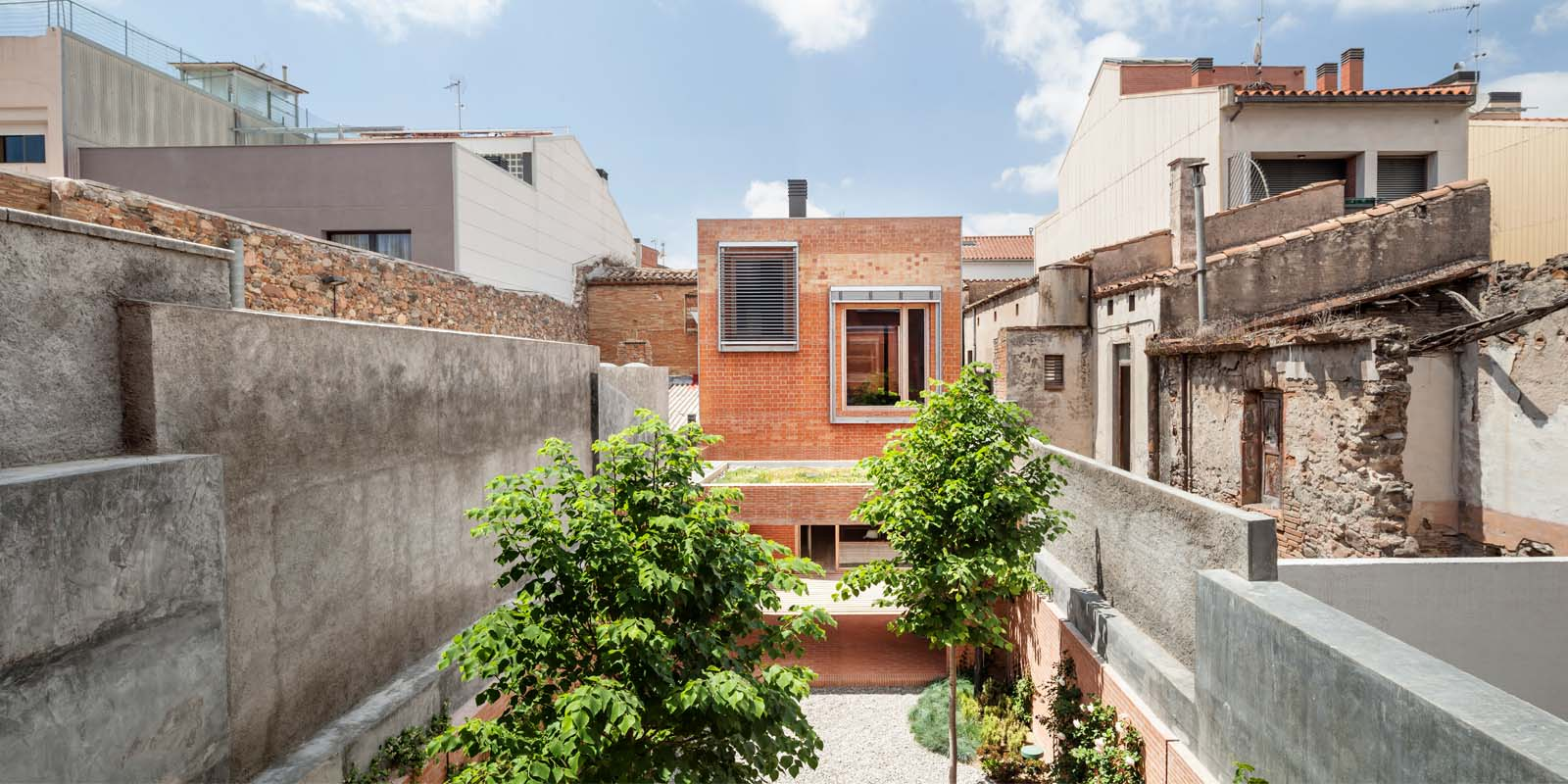 H arquitectes casa 1014 hic arquitectura - Casas en granollers ...