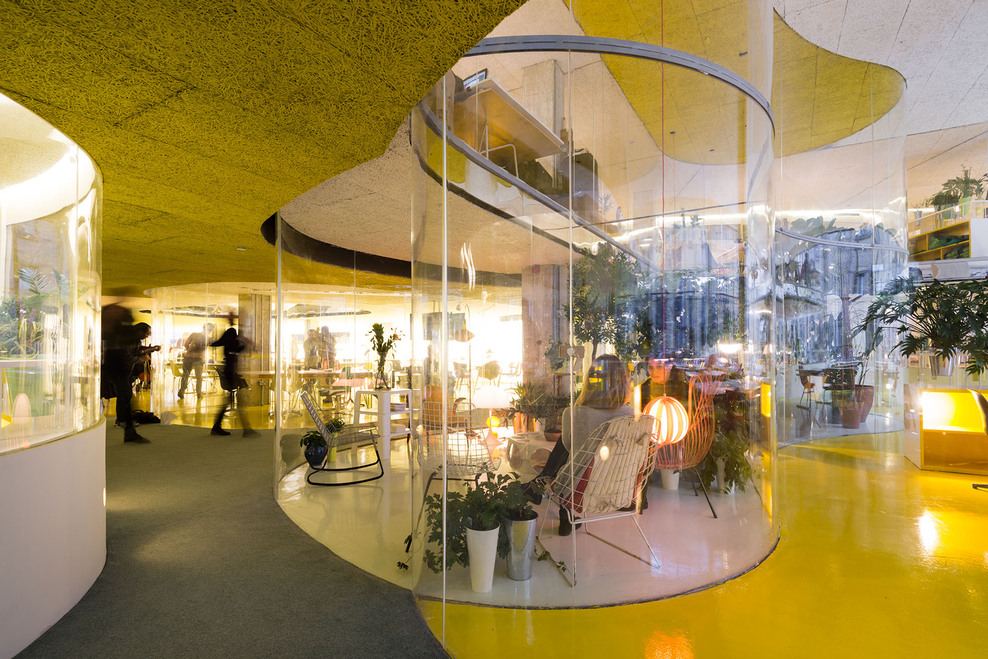 Selgas Cano Second Home London Uk Hic Arquitectura