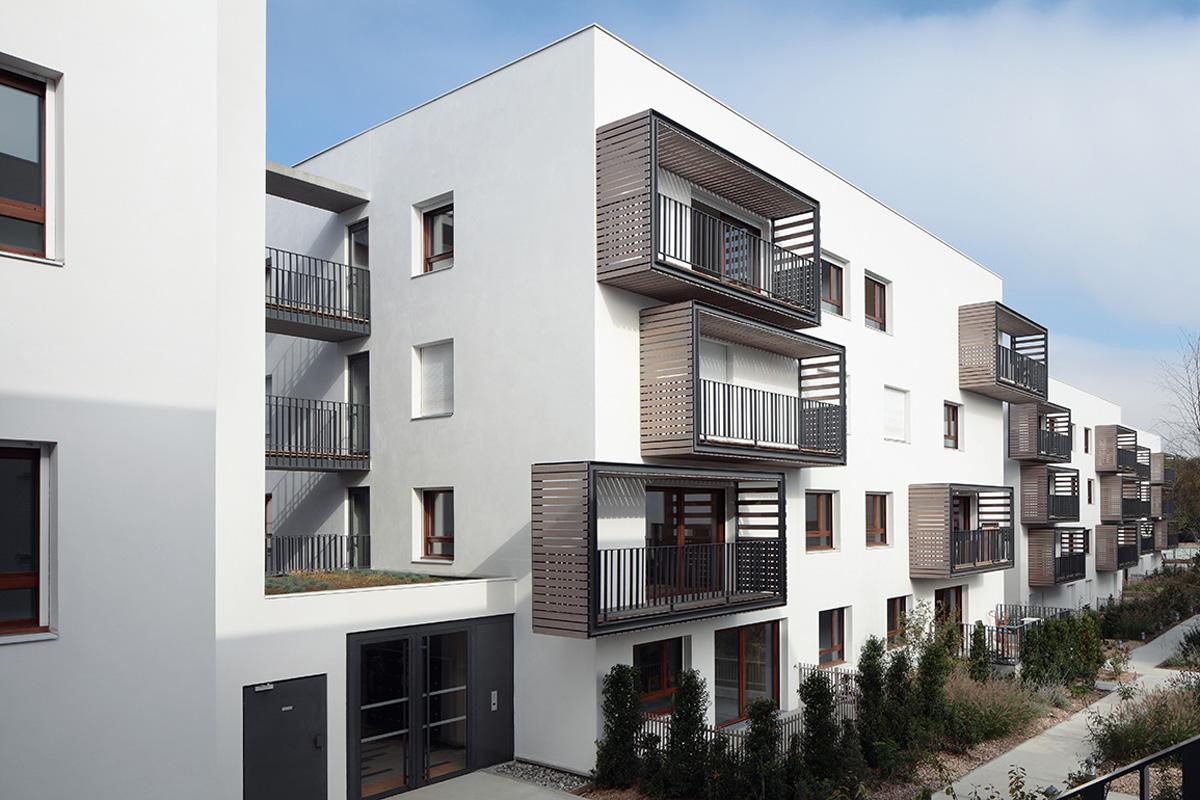 archikubik eco quartier carnot verollot ivry sur seine hic arquitectura. Black Bedroom Furniture Sets. Home Design Ideas