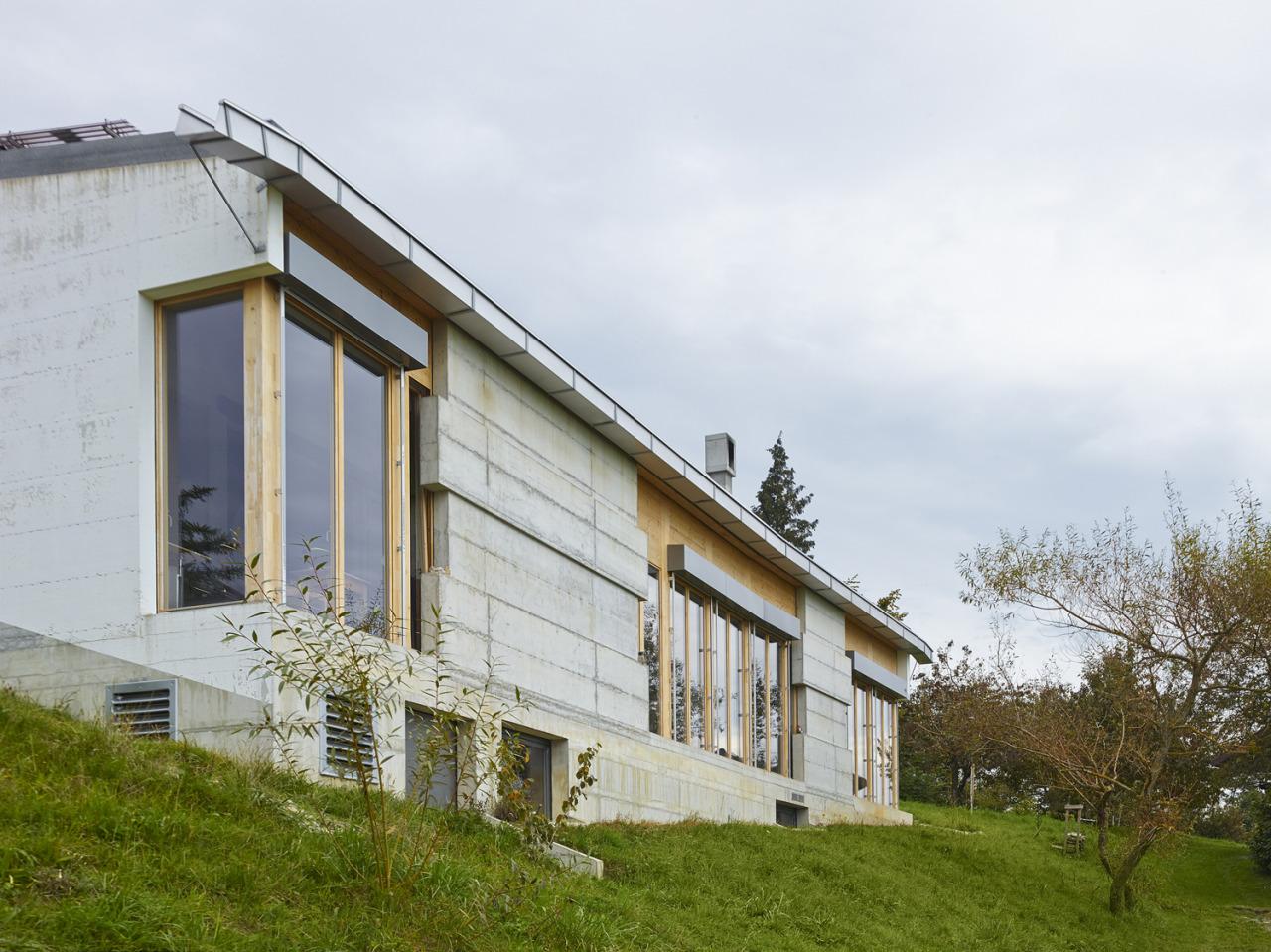 Peter m rkli studio house rumisberg hic arquitectura for Studio house