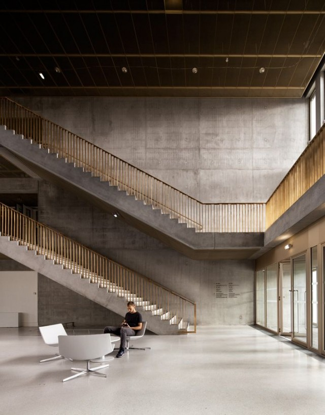 David chipperfield architects hec school of management - Best colleges for mba in interior designing ...