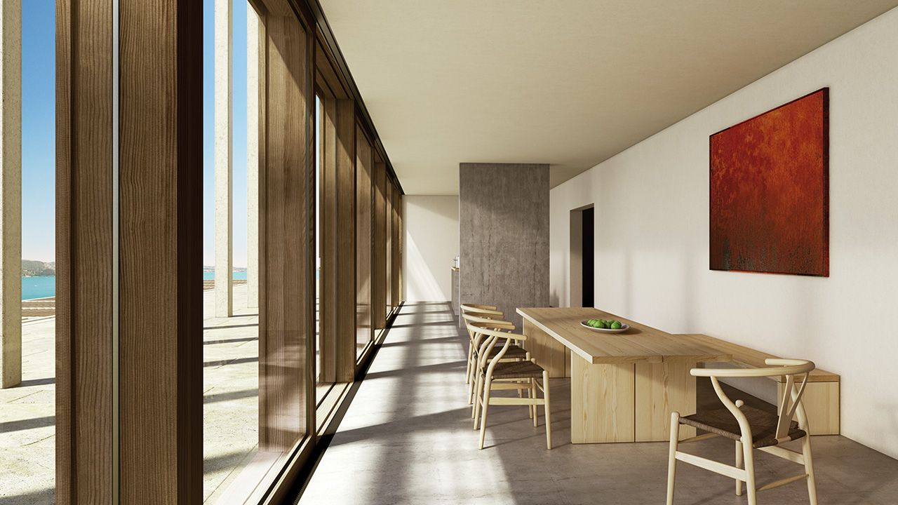 David Chipperfield Architects Gt Villa Eden Gardone Hic