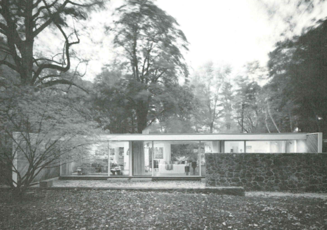 Arquitectura e interiorismo marcel breuer beckhard house for Interiorismo