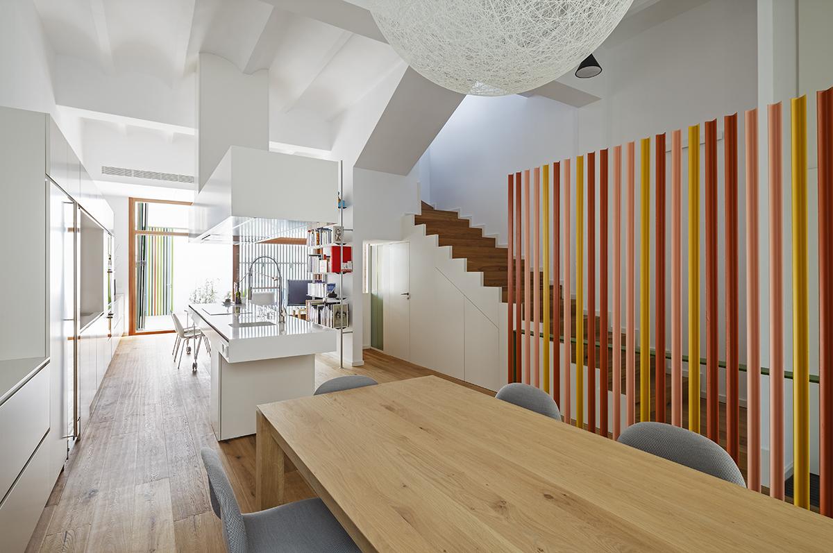 blancafort-reus arquitectura > Reforma de una vivienda en Barcelona ...