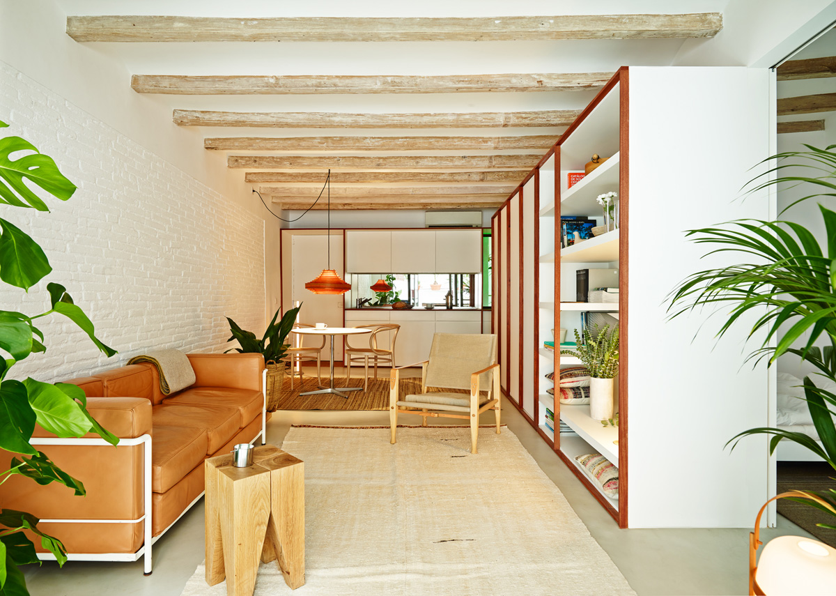 Marcos Catalán + Victor Bergnes > Casa Mariano   HIC Arquitectura