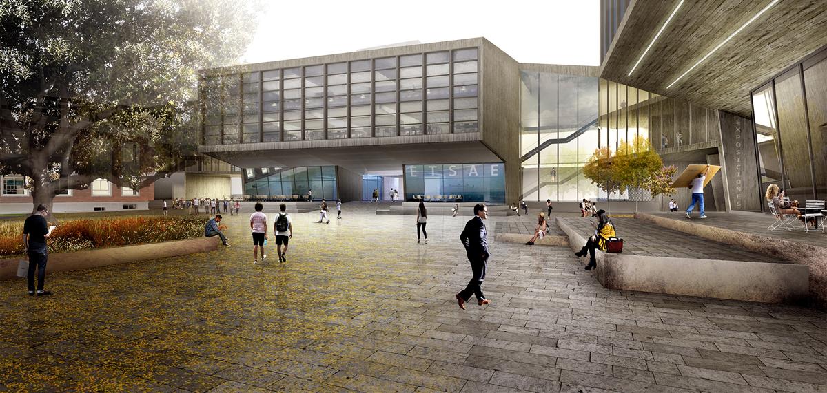 Jos ingl s nueva escuela de arquitectura de cartagena - Arquitectura cartagena ...