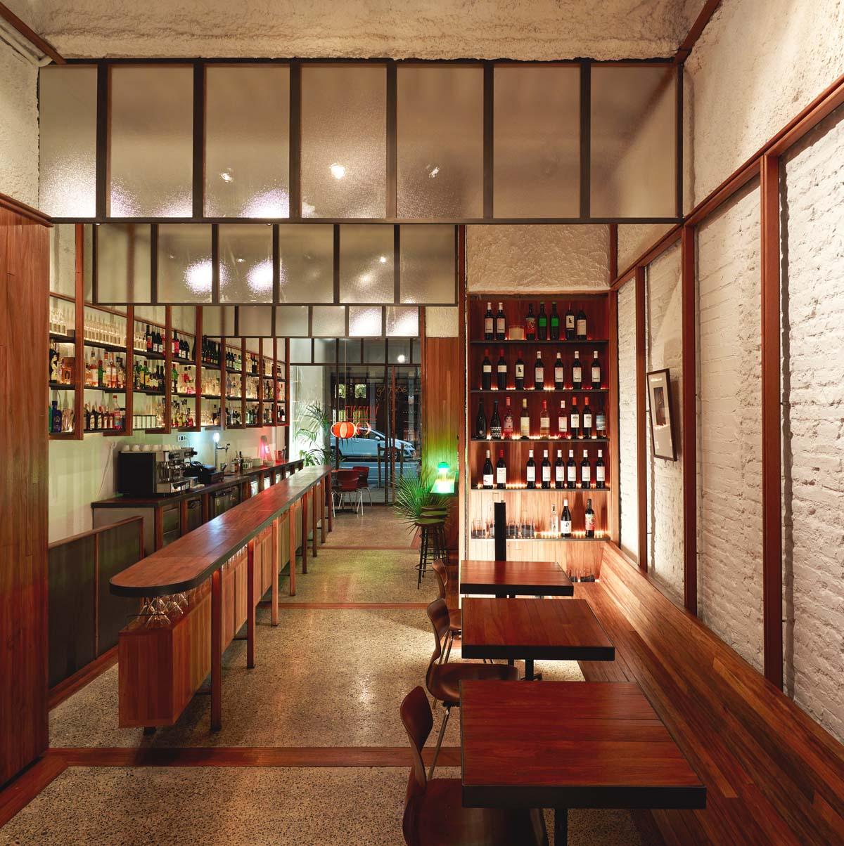 Marcos catal n y anna badia restaurante vivant barcelona hic arquitectura - Marcos catalan ...