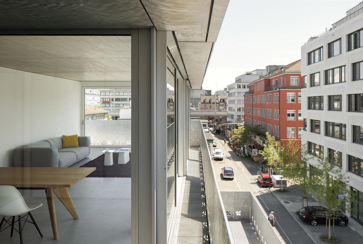 Wiel Arets Architects Gt Blumenhaus Hic Arquitectura