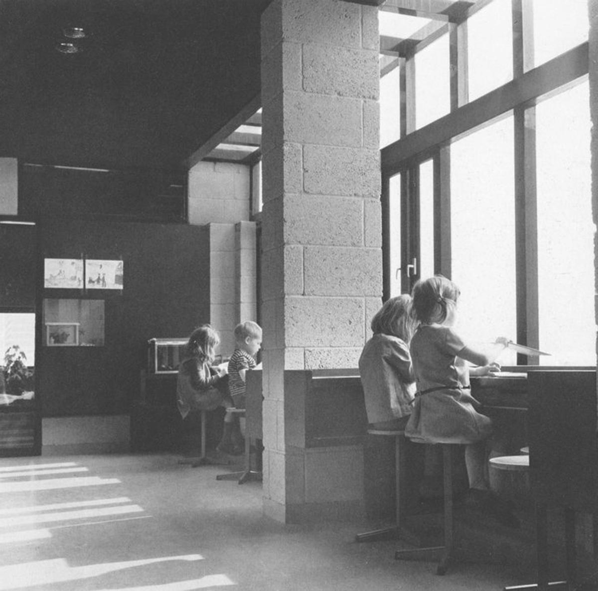 Herman Hertzberger Gt Delft Montessori School Hic