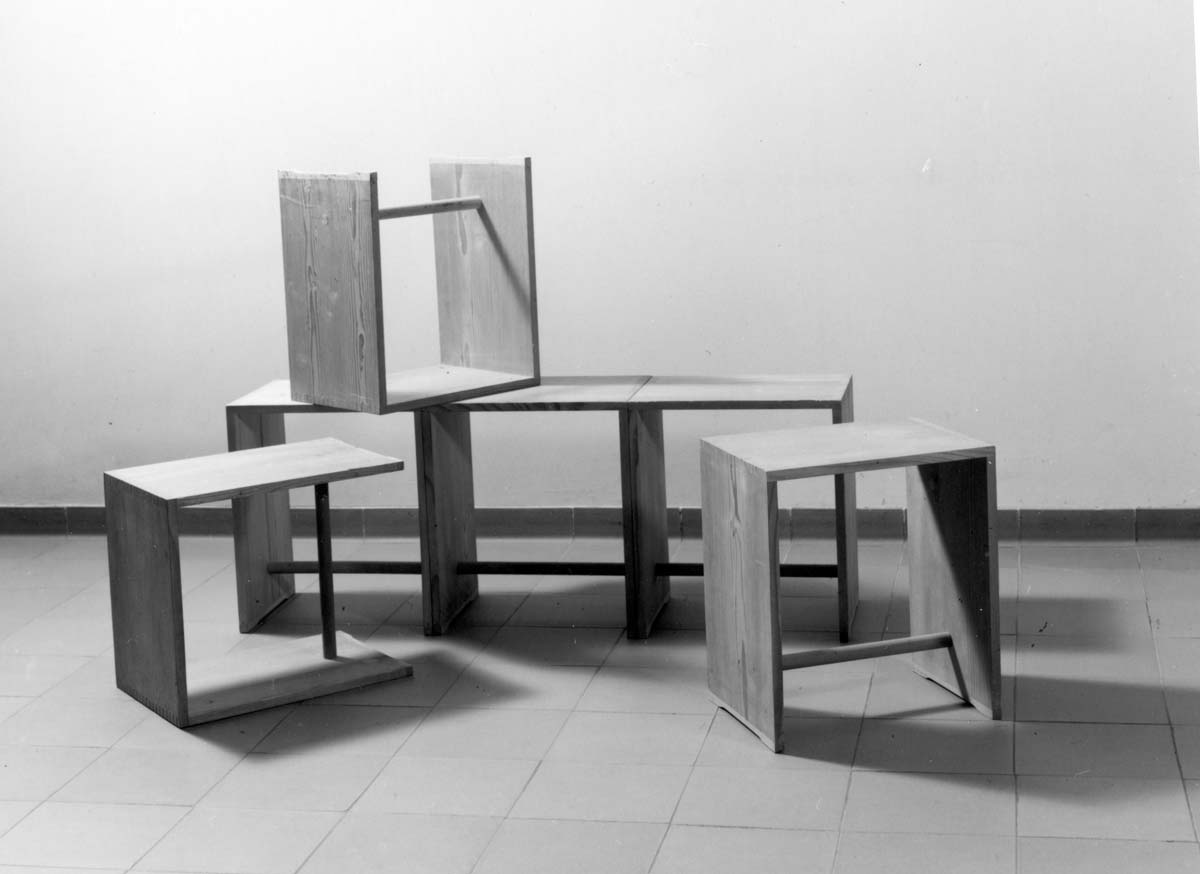max bill dise o industrial hic arquitectura. Black Bedroom Furniture Sets. Home Design Ideas