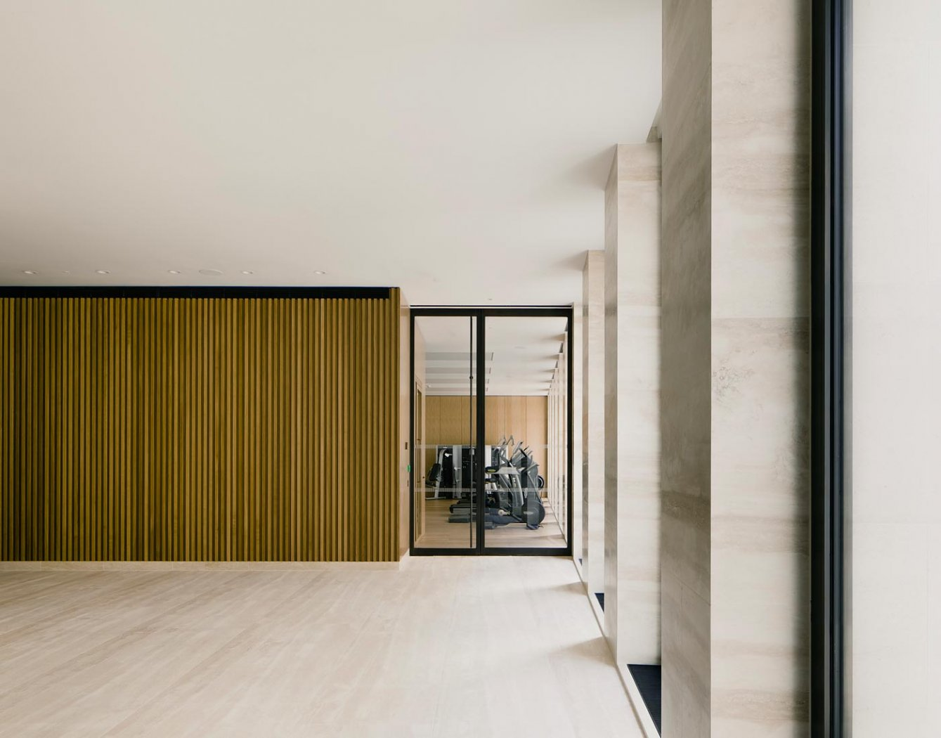 David chipperfield architects one kensington gardens for Chipperfield arquitecto