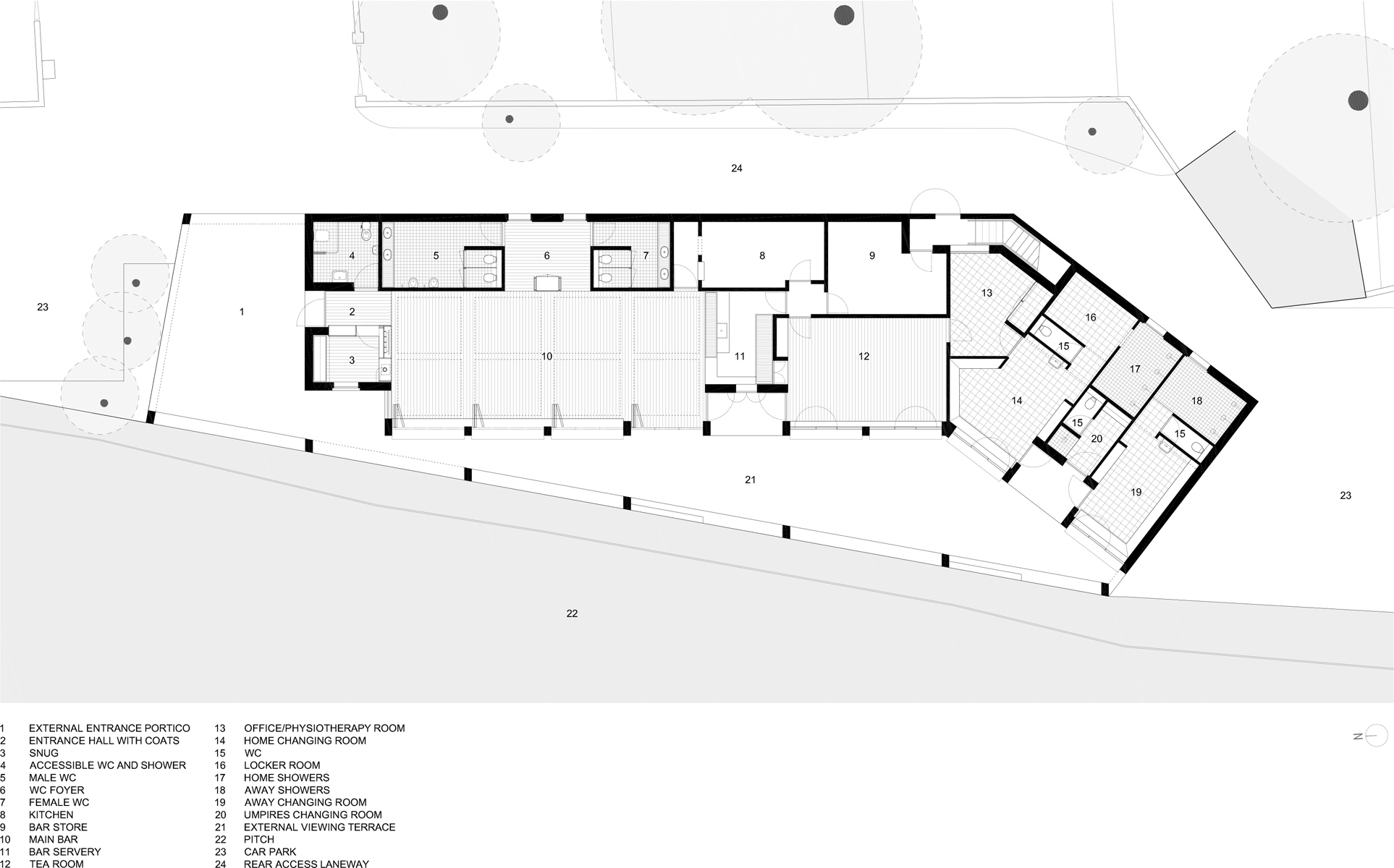 Plan cellule dynamis sur defender - Architects