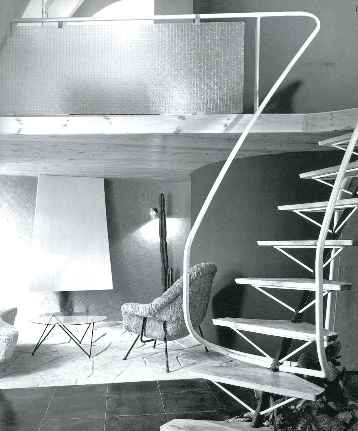 blanco arquitectura vacio bofil silla