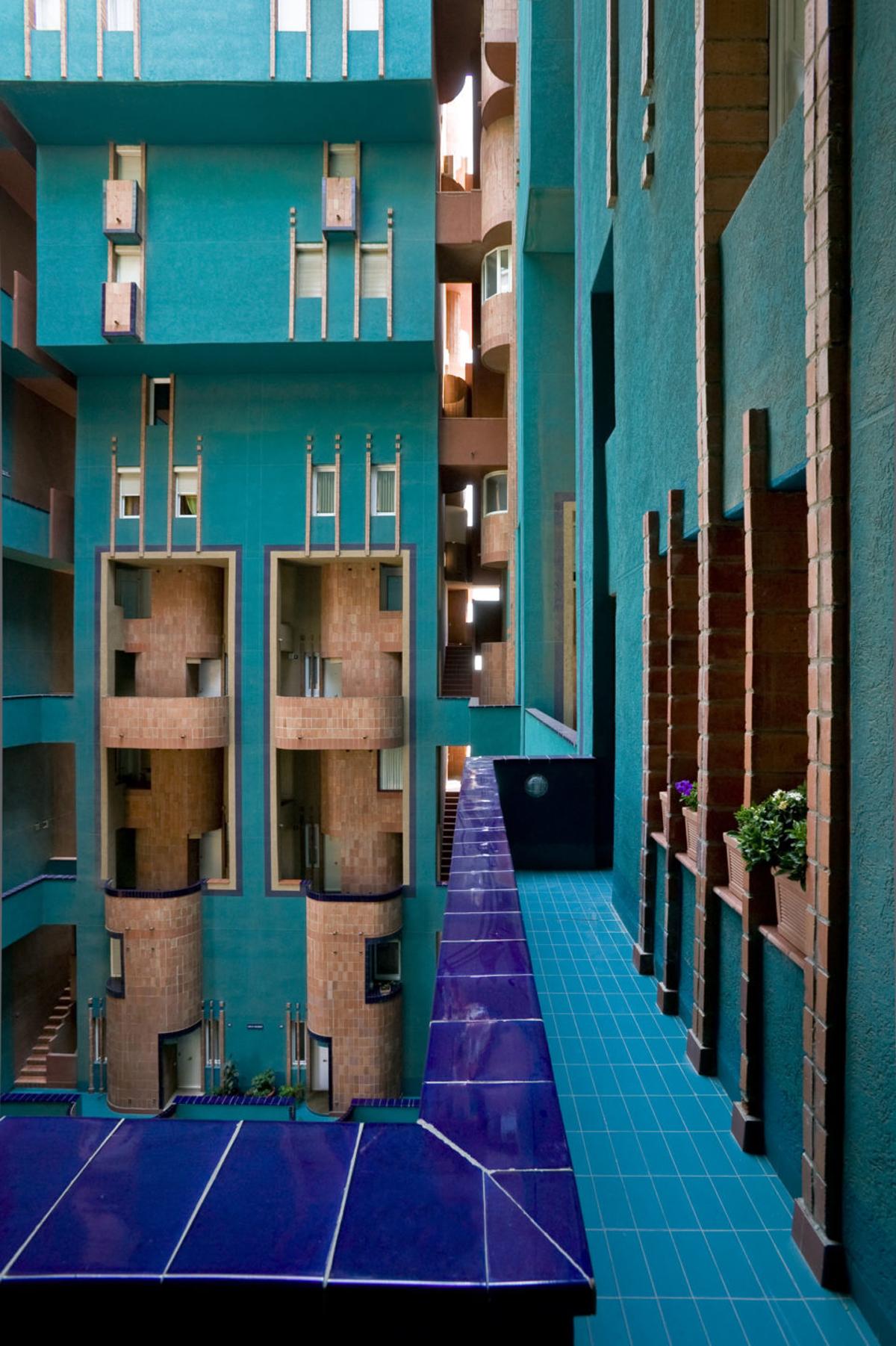 Ricardo Bofill Walden 7 Hic Arquitectura