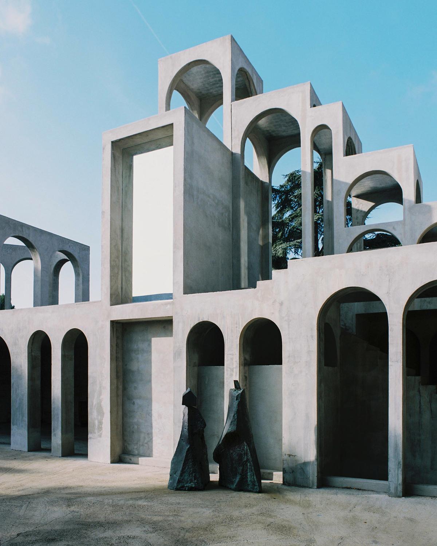Arquitectura: Xavier Corberó > Casa