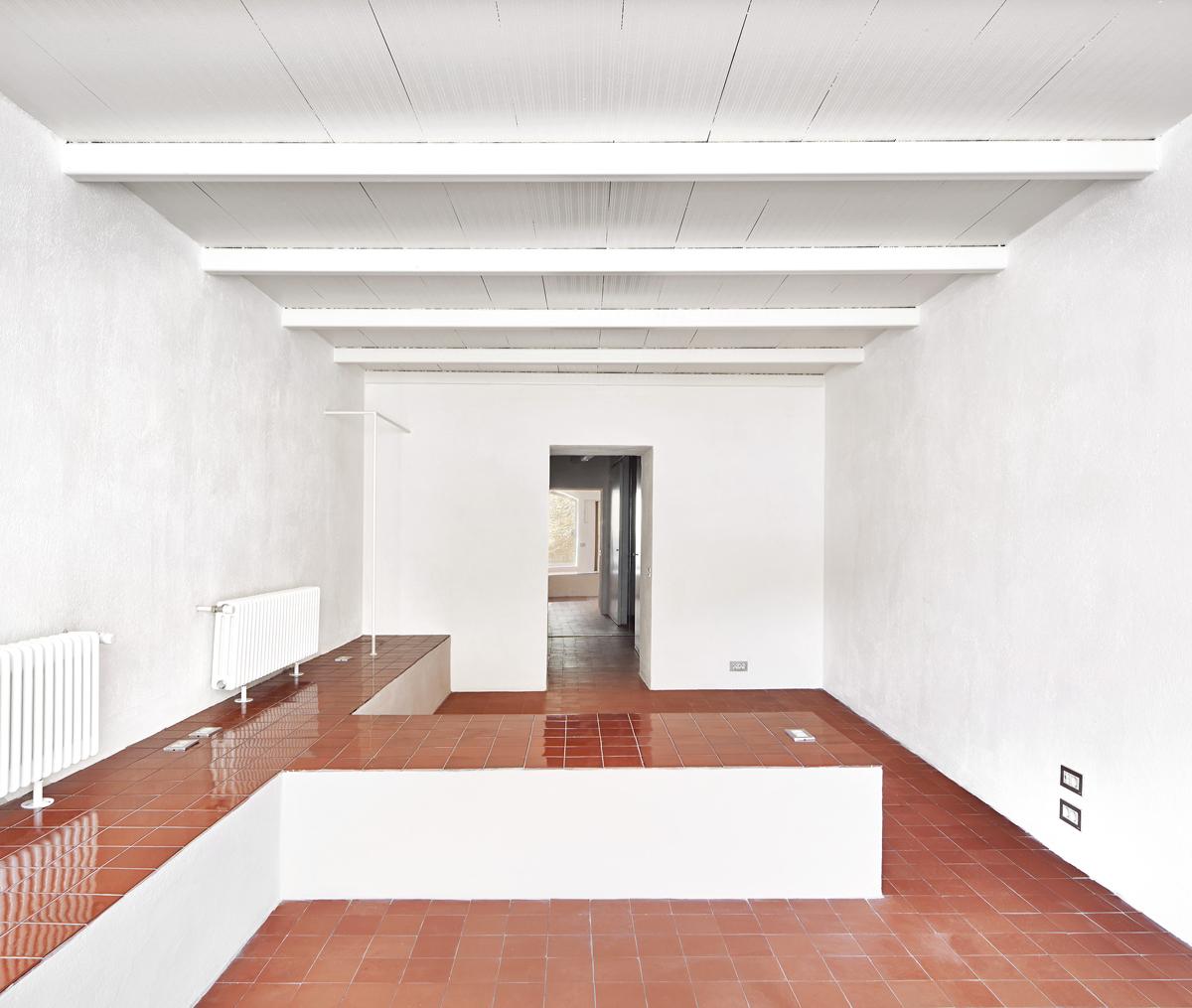 Arquitectura g reforma de una vivienda en la tallada for Reforma de una casa