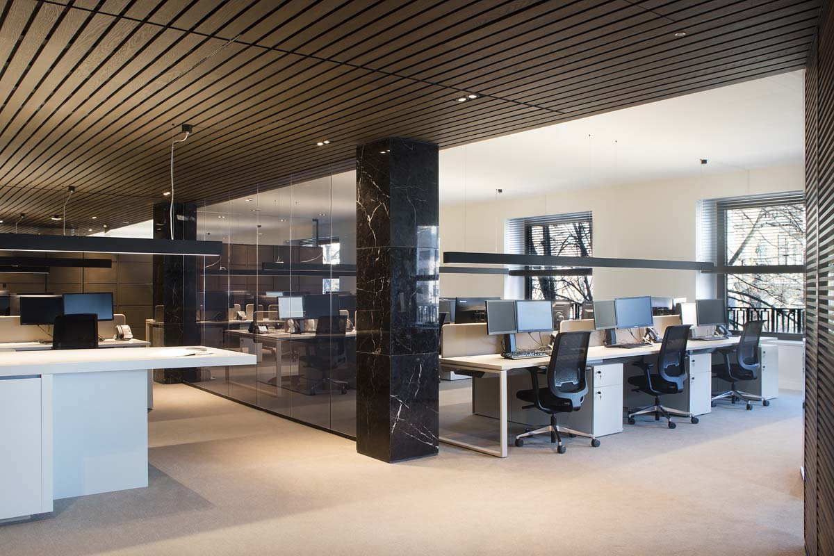 Tarruella trenchs studio oficinas en bilbao hic for Oficinas arquitectura