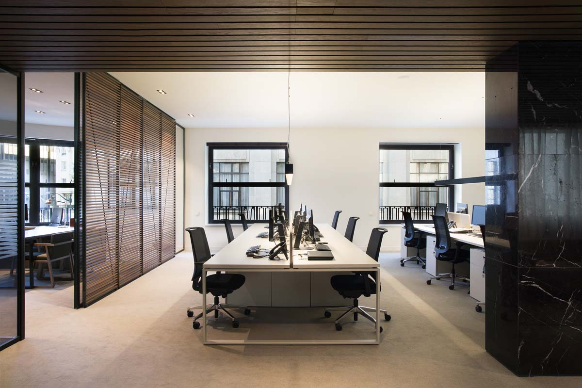 Arquitectura e interiorismo: Tarruella Trenchs Studio > Oficinas en ...