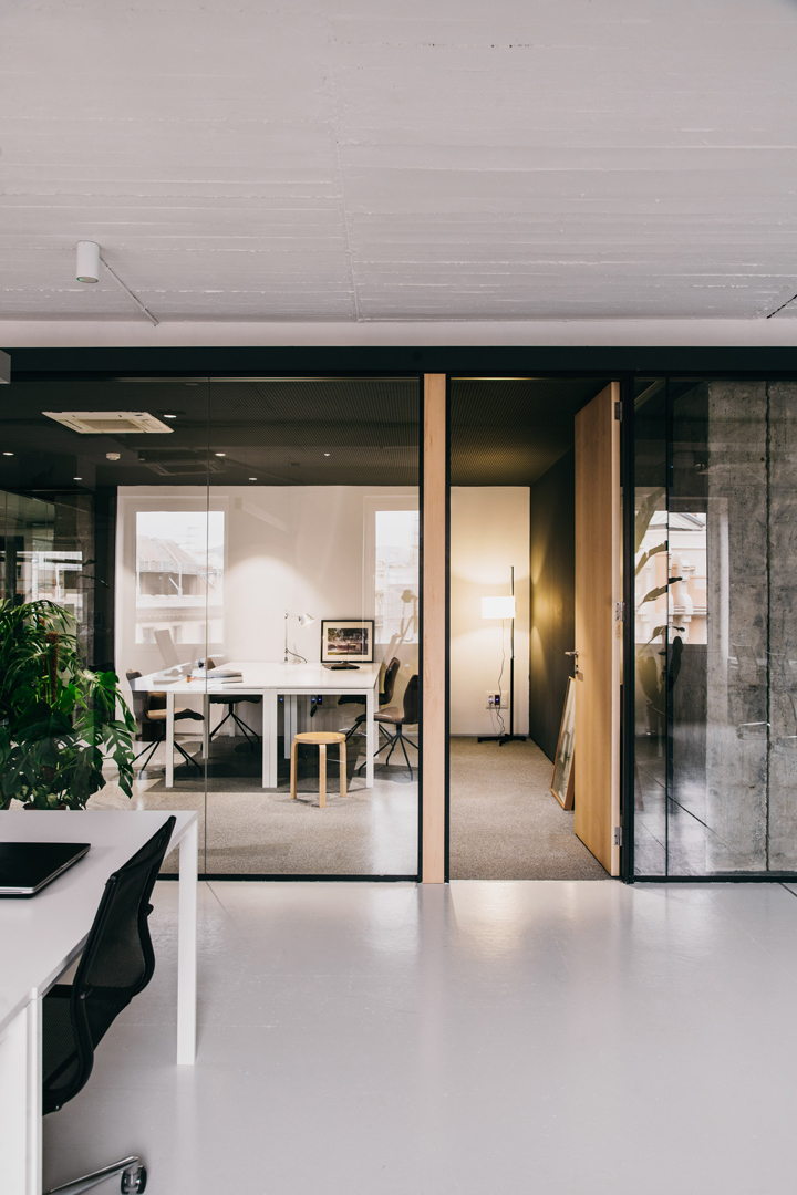 Mesura cloud coworking hic arquitectura - Trabajo arquitecto barcelona ...