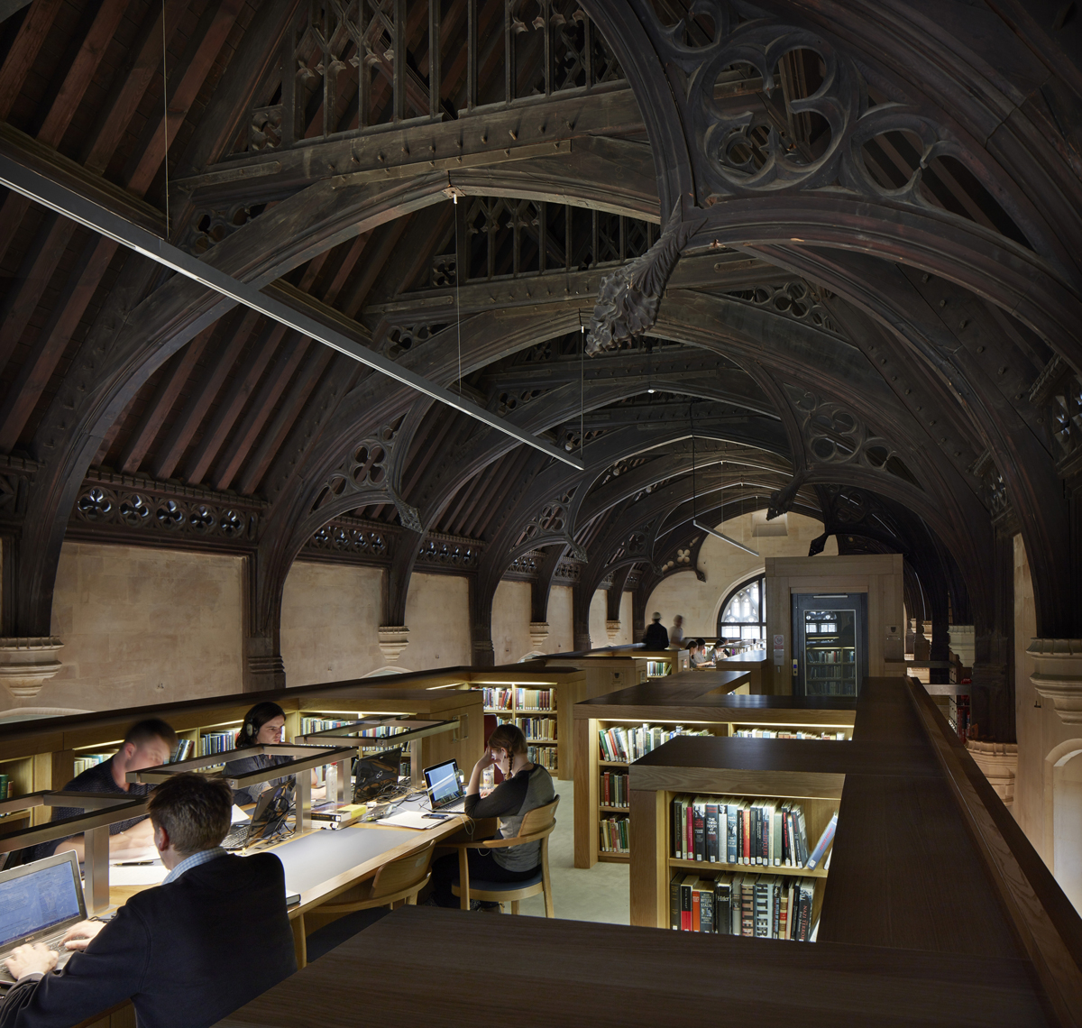 wright college library