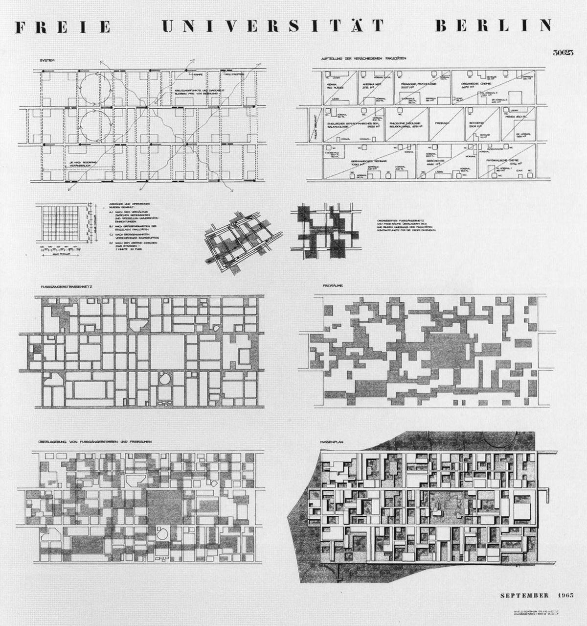 Candilis-Josic-Woods > Free University Berlin