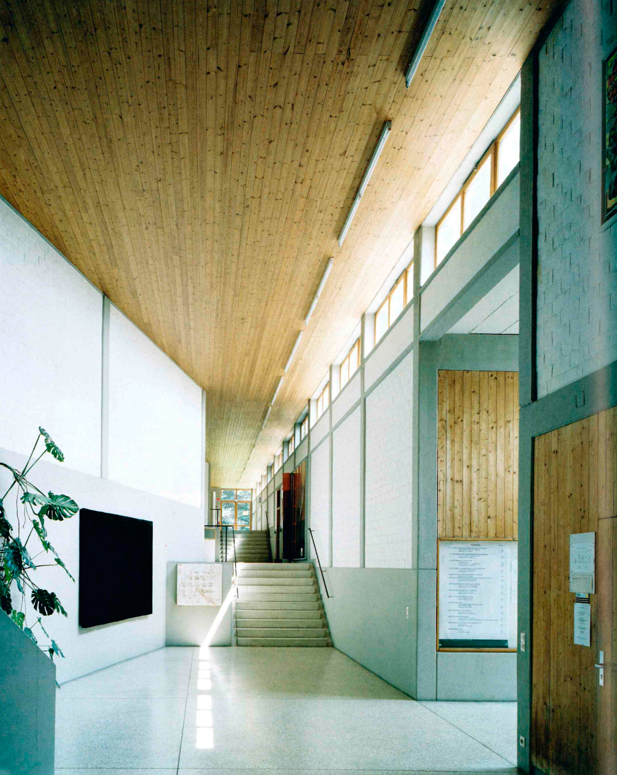 max bill hochschule f r gestaltung ulm hic arquitectura. Black Bedroom Furniture Sets. Home Design Ideas