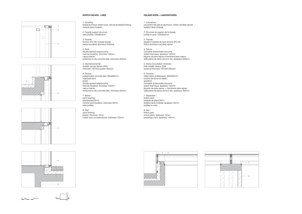 Arquitectura E Interiorismo Kaan Institut Des Sciences