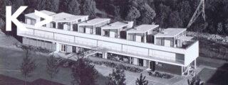 Paul Baumgarten > Casa Eternit. 1957