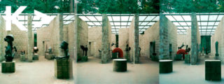 Aldo van Eyck > Sculpture Pavilion, Sonsbeek Exhibition