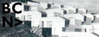 Joan Bosch Agustí > Viviendas escalonadas en Montbau. 1963
