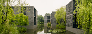 David Chipperfield Architects > Xixi Wetland State