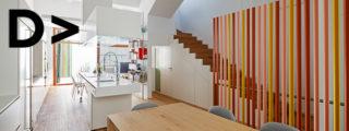blancafort-reus arquitectura > Reforma de una vivienda en Barcelona
