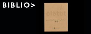 Clotet > Premio nacional de arquitectura 2010