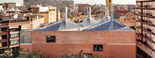 H arquitectes > Centre Cívic Cristalleries Planell 1015