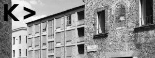Mario Ridolfi > Scuola Media. 1960