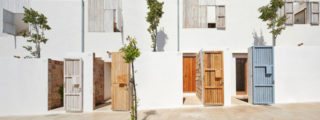 Carles Oliver > Formentera Social Housing