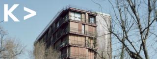 Caccia Dominioni > Via Massena. 1958