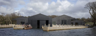 Carmody Groarke > Windermere Jetty Museum