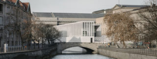David Chipperfield Architects > James-Simon-Galerie