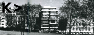 Denys Lasdun > Keeling House, 1954