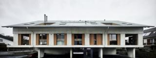 Felippi Wyssen > MFH Basel Strasse