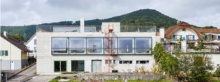 Buchner Bründler Architects & Lilitt Bollinger Studio > Cherry storyhouse in Nuglar