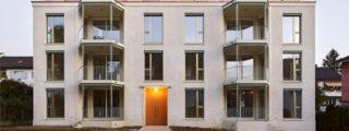 Mathis Kamplade > Multi-generational housing in Friesenberg
