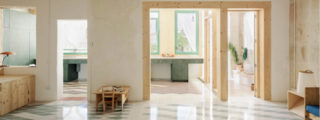 SMS Arquitectos > Plywood House